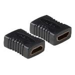 Hdmi Gender Changer Adapter Female - Female Sq