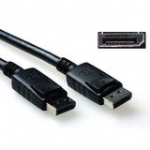 DisplayPort Connection Cable Male-male 0.5m