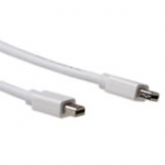 Mini DisplayPort Male - Mini DisplayPort Male Cable 5m