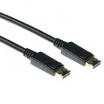 DisplayPort Cable Male - Male Power Pin 20 Not Connected 5m