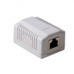 Surface Mounted Box Shielded 1 Ports (fa6005)