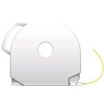 Cube Pro Cartridge Abs Pale Yellow