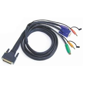 KVM Cable Ps/2