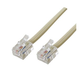Modular Cable Rj11/rj11 2m