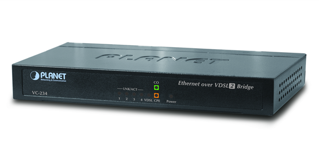 100mbps Ethernet To Vsdl2 Bridge 30a (vc234)