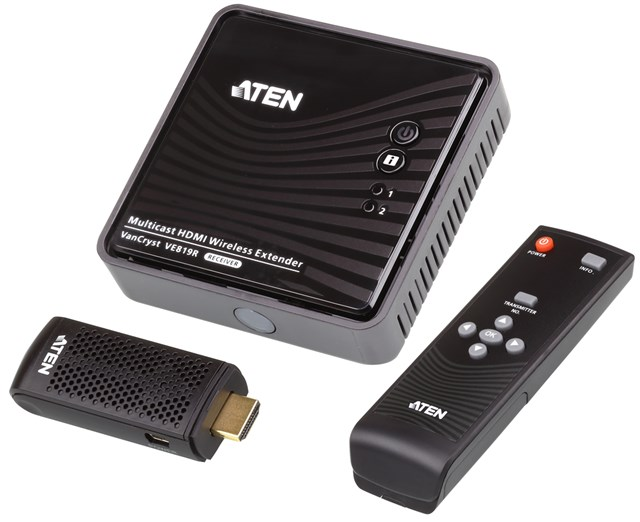 1080p Hdmi Wireless Extender With Remote - Up To 10m
