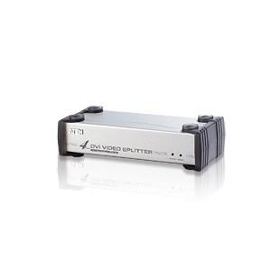 DVI Video Splitter 4 Port 1600x1200