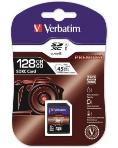 Secure Digital Sdxc Class 10 128GB