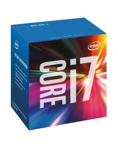 Intel Core ® ™ i7-6700 Processor (8M Cache, up to 4.00 GHz) 3.4GHz 8MB Smart Cache Box processor